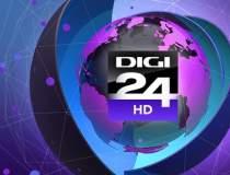 Postul de televiziune Digi24...
