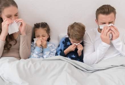 INSP: 69 de persoane au murit din cauza gripei