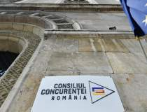 Consiliul Concurentei a...
