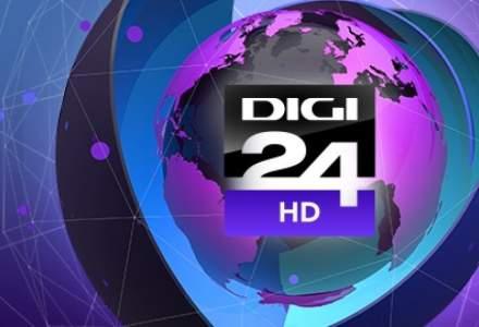 Paginademedia.ro: Digi24 se transforma intr-un post de televiziune generalist