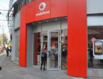 Cum arata magazinul Vodafone...