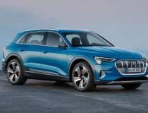 SUV-ul 100% electric Audi...