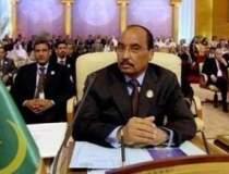 Presedintele Mauritaniei,...