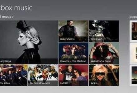 Microsoft pregateste lansarea Xbox Music, un rival pentru serviciul iTunes dezvoltat de Apple