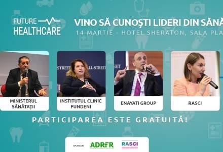 Future Healthcare: Liderii din Sanatate pun pe tapet problemele reale ale sistemului