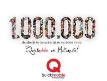 (P)1 Milion de clienti au...