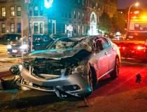Accident auto in strainatate:...