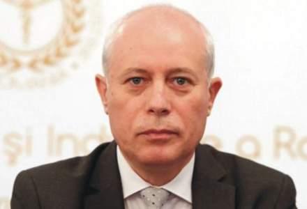 Gheorghe Lapadat, noul director general al Fondului National de Garantare a Creditelor pentru Intreprinderile Mici si Mijlocii - FNGCIMM