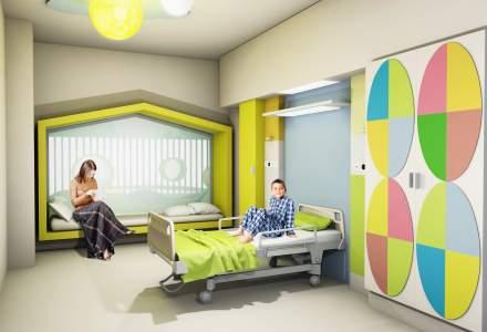 OMV Petrom sponsorizeaza cu 10 milioane de euro primul spital specializat de oncologie pediatrica