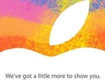 Apple a trimis invitatiile...