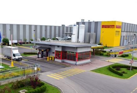 Pirelli vrea sa creasca productia de la Slatina cu 50%: italienii vor produce anual 15 milioane de anvelope