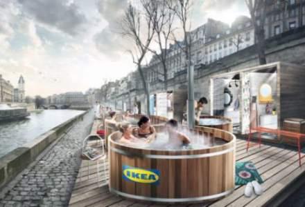 IKEA va instala bai nordice in centrul Parisului