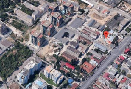 CGMB a aprobat PUZ-ul pentru proiectul imobiliar al Eden Capital de pe terenul fostei fabrici de paine din Calea Plevnei
