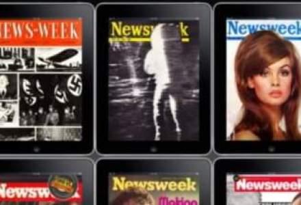 Saptamanalul Newsweek renunta la print si ramane online