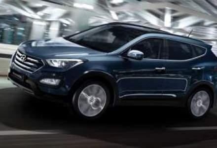 Hyundai a lansat noul SUV Santa Fe