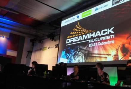 REPORTAJ: Cum a fost DreamHack, cel mai mare eveniment de gaming organizat pana acum in Romania [FOTO-VIDEO]