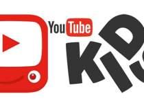 Aplicatia YouTube Kids s-a...