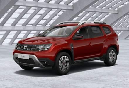 Dacia va lansa o editie limitata Ultimate pentru Duster, Logan si familia Stepway