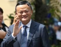Jack Ma, fondatorul Alibaba,...