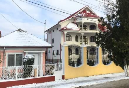 Tandarei, localitatea din Romania unde gangsterii de etnie roma isi construiesc vile de lux cu bani obtinuti din traficul de copii in Marea Britanie, scrie The Sun