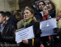 Proteste de amploare in...