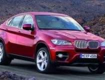 BMW X6 vine in Romania in...