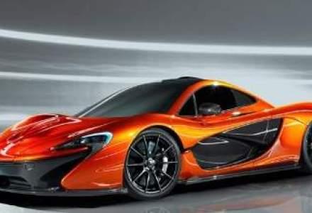 O masina de sosea McLaren de 1,1 mil. dolari. Cum ti se pare?