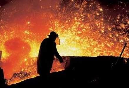 Mechel a reluat productia la combinatul Ductil Steel Otelu Rosu