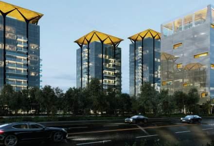 One Tower, turnul de spatii de birouri din ansamblul One Floreasca City, a primit pre-certificarea LEED