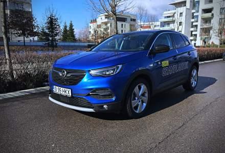 Test drive cu Opel Grandland X, cel mai spatios SUV al marcii