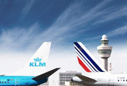 Birourile de check in Air France KLM se muta in terminalul nou al Aeroportului Henri Coanda