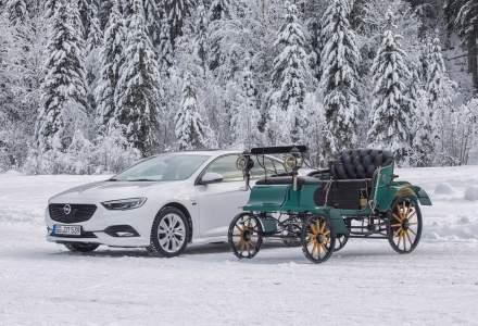 "Opel produce editia speciala Opel Insignia ""120 Years"""