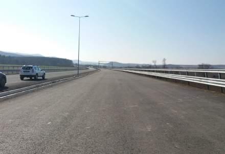 Loturile 1 si 2 din autostrada Sebes-Turda si loturile 3 si 4 din autostrada Lugoj-Deva vor fi gata anul acesta