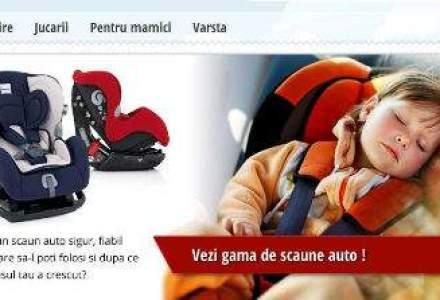 Internet Corp. repozitioneaza Kidz.ro si lanseaza un magazin de haine si accesorii pentru nou-nascuti
