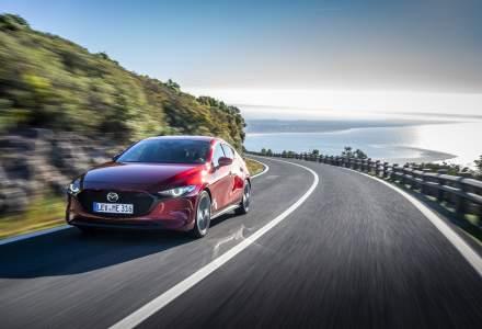 Test drive cu a patra generatie Mazda3: progrese mari pentru modelul japonez