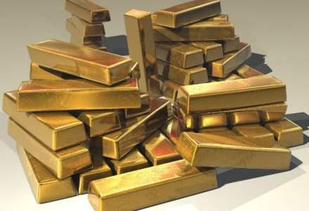 BNR: Scopul depozitarii aurului la Londra nu e obtinerea dobanzii