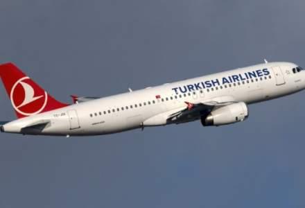 Treizeci de raniti in turbulente in timpul unui zbor Turkish Airlines spre New York