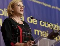 Comisarul european Corina...