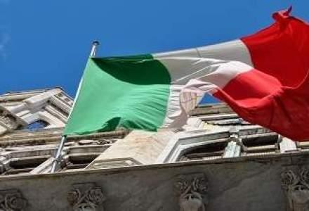 Banca centrala a Italiei: Economia risca sa intre intr-un cerc vicios
