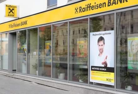 Raiffeisen Bank anunta un profit net de 881 de milioane de lei in 2018, an pe care il descrie ca fiind cu cele mai bune rezultate ale bancii de pana acum
