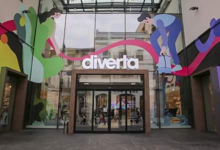 Diverta a deschis o librarie in Centrul Vechi al Capitalei. Ce aduce nou concept store-ul Diverta Lipscani