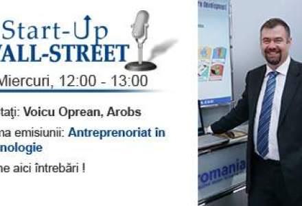 Unul dintre cei mai dinamici antreprenori din Ardeal, la Start-Up Wall-Street!