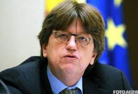 O echipa a FMI, condusa de Erick de Vrijer, vine la Bucuresti