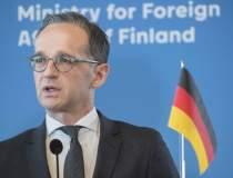 Seful diplomatiei germane...
