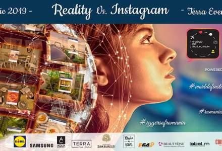 (P) World of Instagram, editia a 7-a, are loc pe 3 aprilie, la Terra Events Hall