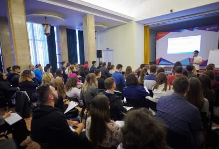 (P) Un oras nou pe harta Romaniei - Orasul Joburilor: 130 de companii, peste 6000 de joburi si 10 000 de vizitatori