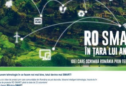 OMV Petrom lanseaza RO SMART in Tara lui Andrei, prin care se pot obtine finantari de pana la 45.000 de euro pe proiect