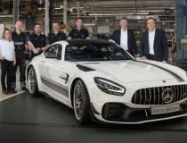 Mercedes a demarat productia...