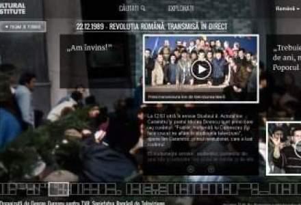 Revolutia romana din 1989 ajunge in Google Cultural Institute. Arhiva TVR poate fi vazuta in toata lumea