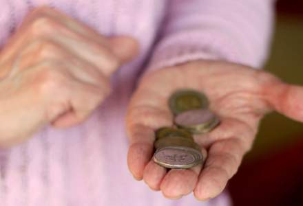 Cresterea pensiilor, praf in ochi: date oficiale de la INS
